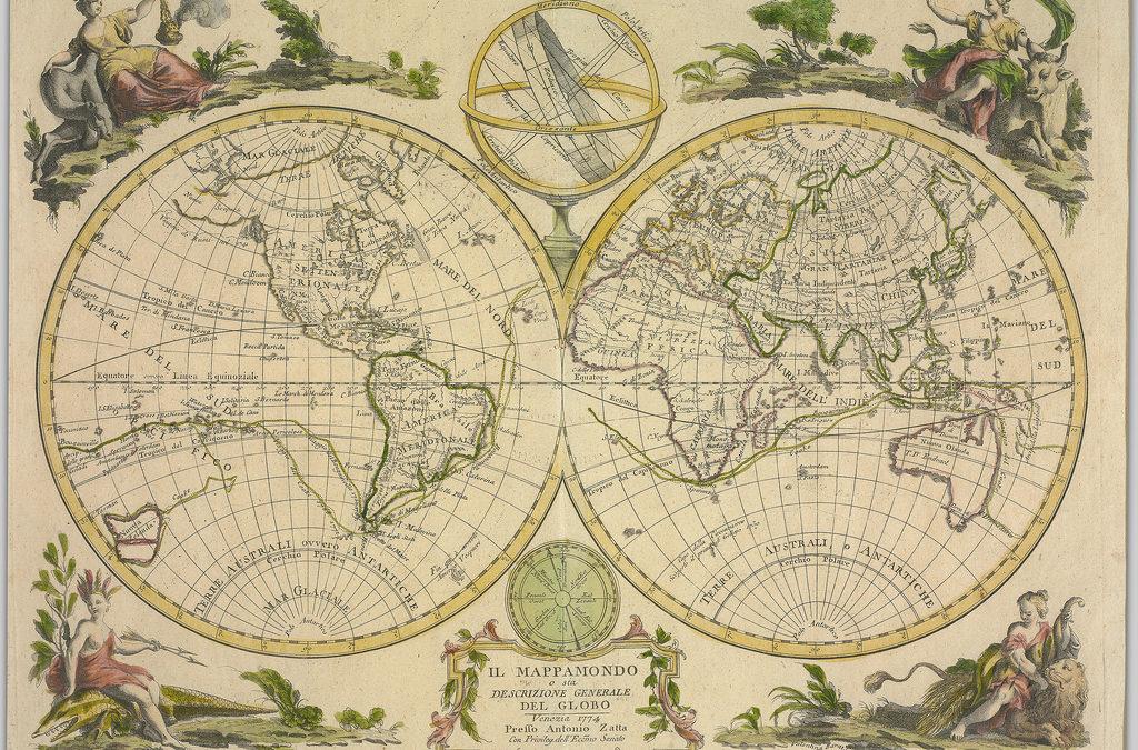 John O'Loughlin. Dizionario di geopolitica