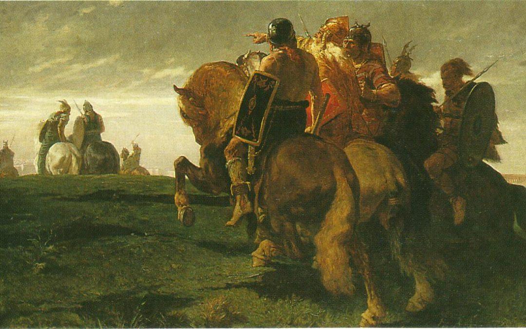 Edward Luttwak, La grande strategia dell'impero Romano