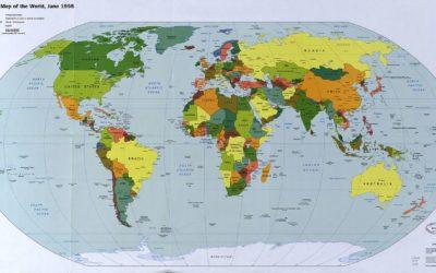 T. Marshall, Le 10 mappe che spiegano il mondo, 2017, Garzanti, Milano.