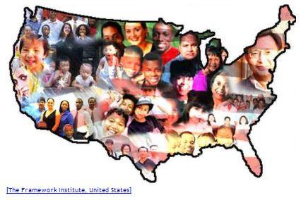 Geopolitica Interna degli Stati Uniti e diversità demografica